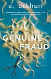 Genuine Fraud - E. Lockhart -