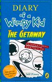 Diary of a Wimpy Kid - book 12: The Getaway - Jeff Kinney -