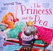 Princess Time: The Princess and the Pea -