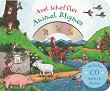 Animal Rhymes + CD -
