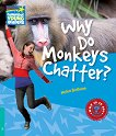 Cambridge Young Readers - ниво 5 (Pre-Intermediate): Why Do Monkeys Chatter? - Helen Bethune -