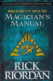 Brooklyn House Magician's Manual - Rick Riordan -