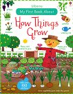 My First Book About How Things Grow - Felicity Brooks - книга