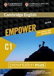 Empower - Advanced (C1): Presentation Plus - DVD-ROM с материали за учителя по английски език - Adrian Doff, Craig Thaine, Herbert Puchta, Jeff Stranks, Peter Lewis-Jones -