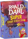 Super Story Collection - 4 book slipcase - Roald Dahl -