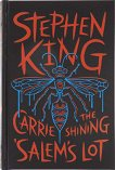 Carrie. The shining. 'Salem's lot - Stephen King -