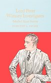 Lord Peter Wimsey Investigates - Dorothy L. Sayers -