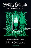 Harry Potter and the Goblet of Fire: Slytherin Edition - J.K. Rowling -