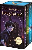 Harry Potter 1 - 3 Box Set: A Magical Adventure Begins - J.K. Rowling -