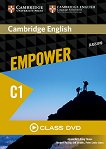 Empower - Advanced (C1): Class DVD с видеоматериали по английски език - Adrian Doff, Craig Thaine, Herbert Puchta, Jeff Stranks, Peter Lewis-Jones -