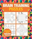 Brain Training Puzzles - Eric Saunders -