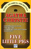 Five Little Pigs - Agatha Christie - речник