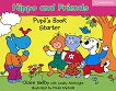 Hippo and Friends: Учебна система по английски език за деца : Ниво Starter: Учебник - Claire Selby - учебна тетрадка