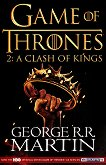 Game Of Thrones - book 2: A Clash of Kings - George R. R. Martin -
