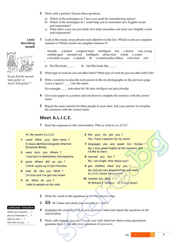 inside out pre intermediate student book pdf