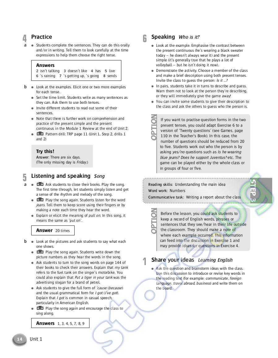 Workbooks holt practice workbook answers : Answer Key To Realidades Workbook 2. 100 Practice Workbook ...